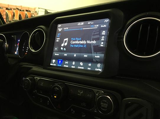 Jeep Wrangler JL stereo upgrade - CT - NY - NJ