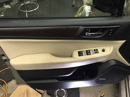 Professional car sound proofing Connecticut New York