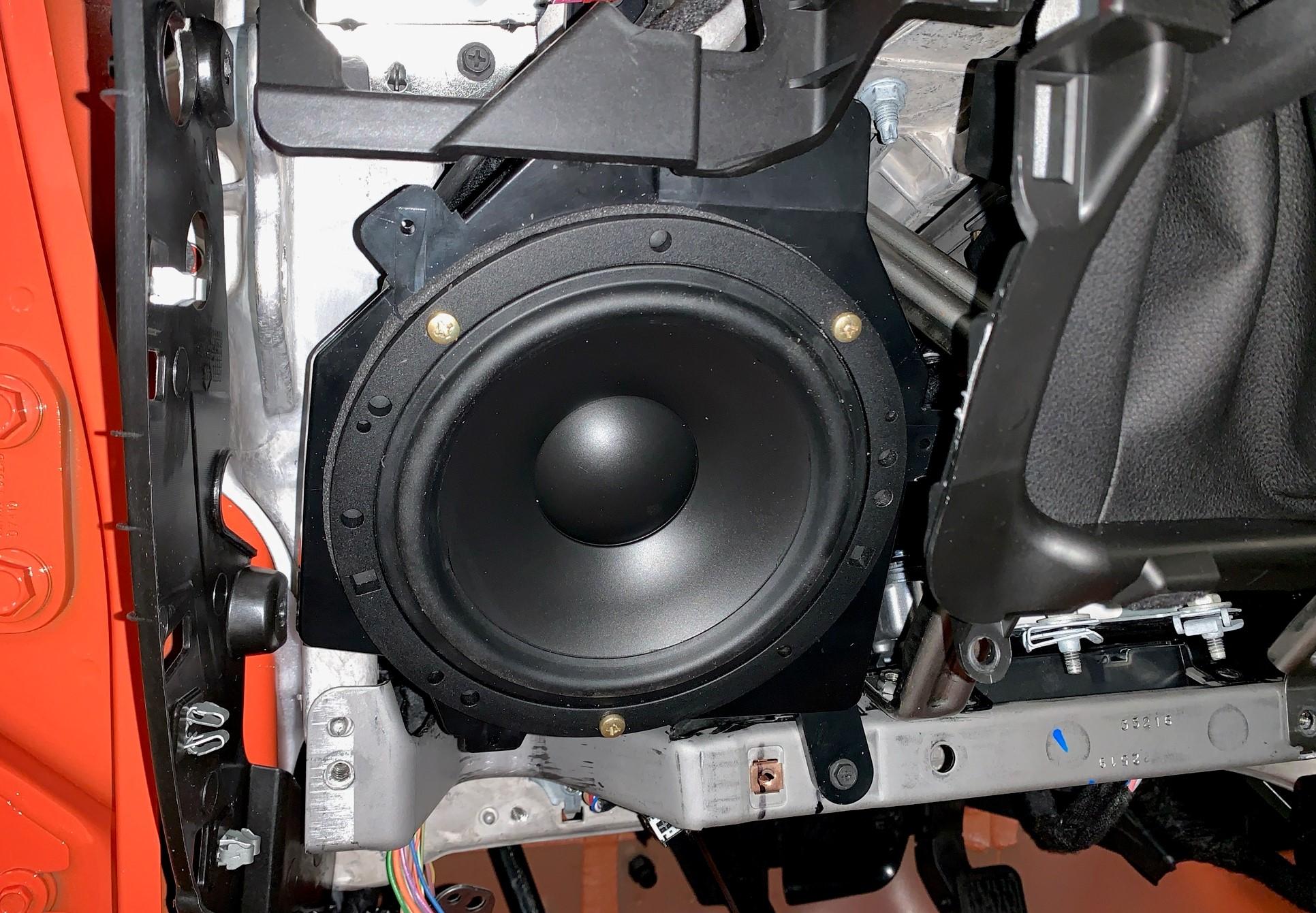 Wrangler JL speaker install pic (2)