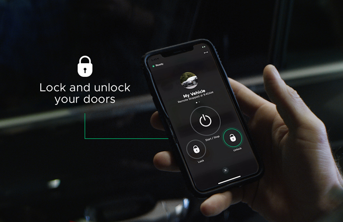 Cell Phone App Remote Start - CT - NY