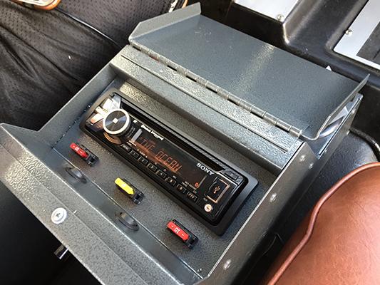 Classic car stereo Install CT NY